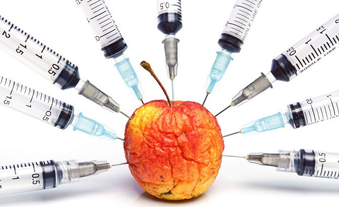 Dangerous New Type of GMO Being Unleashed Into Food Supply… Check Your Apples