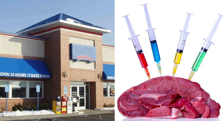 These 16 Restaurants Have The MOST Antibiotics In Their Meat
