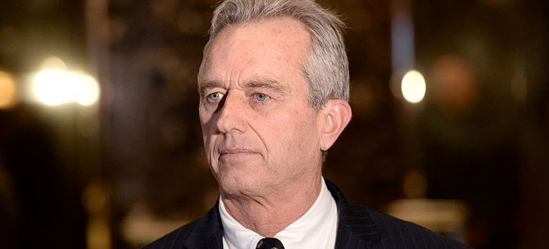 Robert Kennedy Jr: 'Trump Could Be The Greatest President In History'