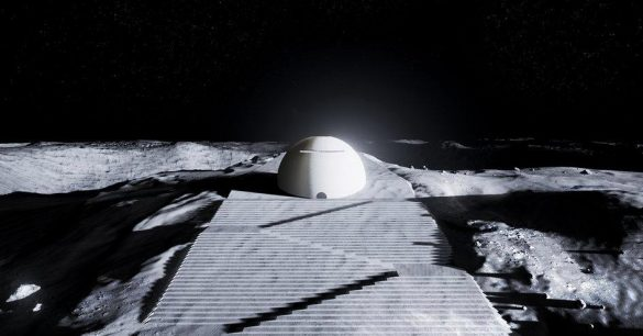 European Space Agency  Announces Plans To Build a Temple on The Moon