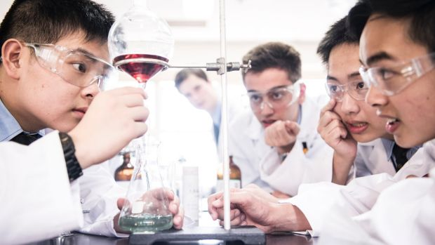 Students Make Shkreli's $750 Pill in a High School Lab For $2