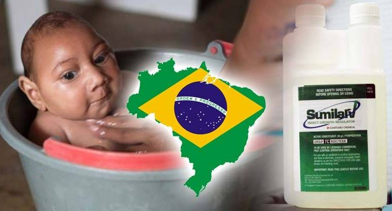 Brazil Ends Monsanto Linked Pesticide Use to Fight Zika After It's Exposed as Cause of Birth Defects