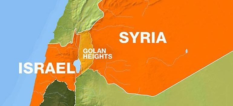Israeli Spies Enter Syrian Territory -Video
