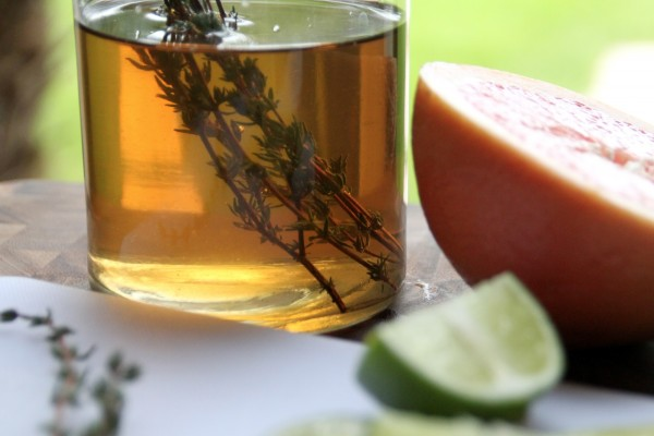 Addicted To Alcohol? Try Thyme Tea