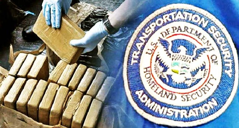 TSA Busted in Massive $100 Million, 40,000 lb Cocaine Smuggling Conspiracy
