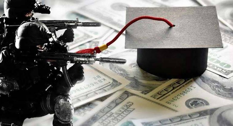 U.S. Marshals Service Sending SWAT Teams Out To Arrest People For Unpaid Student Loans