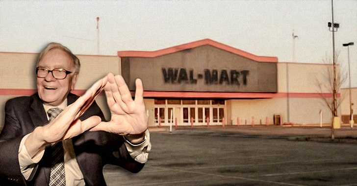 Wal-Mart In Trouble After Warren Buffet Pulls Out $900 Million Investment