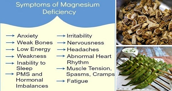 10 Foods That Increase Magnesium And Prevent High Blood Pressure, Blood Clots and Muscle Fatigue