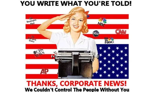 "Video Compilation Shows Shocking Truth Behind Mainstream ""News"""