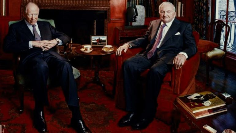 The Real Story of David Rockefeller That the Media Isn't Telling