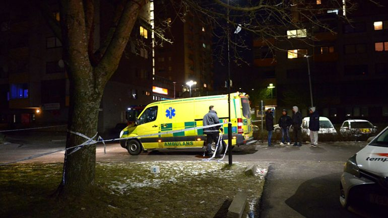 'They Attack Cars & Personnel': Swedish Ambulance Boss Calls For Protection in Migrant 'No Go Zones'