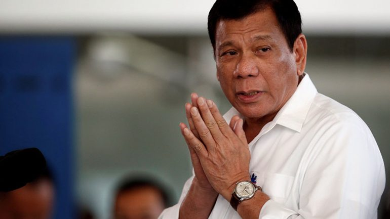 'Either You Kill Me, or I Kill You': Philippines' Duterte Issues Chilling Warning To Drug Dealers