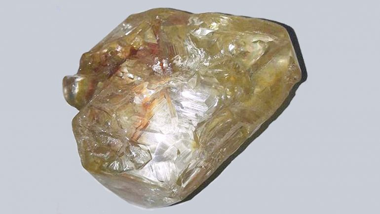 Sierra Leone Pastor Strikes Lucky With Discovery of Giant 706-Carat Diamond
