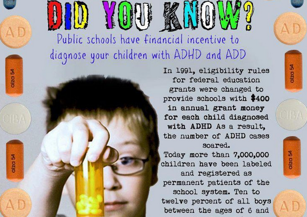 Almost No Children In France Are Medicated For ADHD: Here's How They Define & Treat It