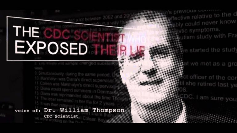 "Author Exposes The ""Vaccine Deep State"" … a Massive Criminal Fraud and Embezzlement Ring Inside The CDC"