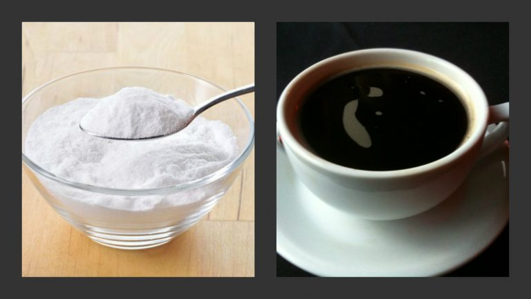 Add A Tablespoon Of BAKING SODA In Your COFFEE Every Day