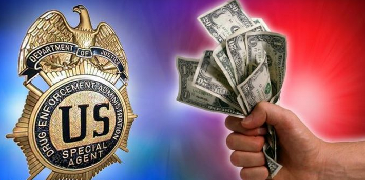 DEA Stole $3.2 Billion in Cash From Innocent People in Only a Decade