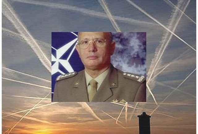 NATO General Wants Answers To Chemtrails