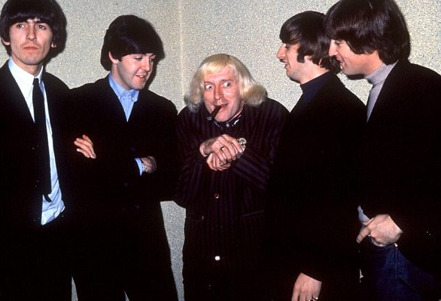 Police Report: The Beatles Visited Pedophile Brothel With Jimmy Savile UK's Worst Pedo With 450 Confirmed Victims