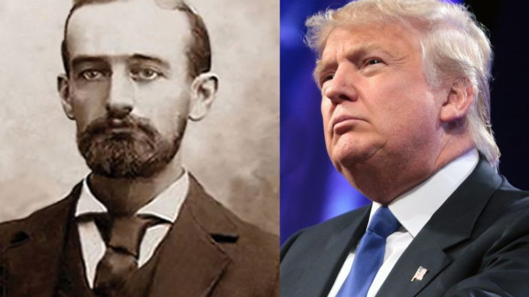 Trump's Grandfather Worked Under John D. Rockefeller, Uncle Translated Tesla's Stolen Work