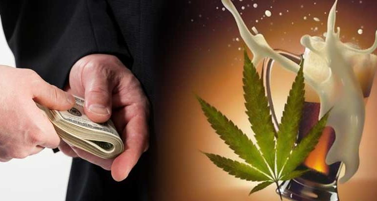 WikiLeaks Emails Expose Alcohol Industry's Paid Campaign To Stifle Pot Legalization