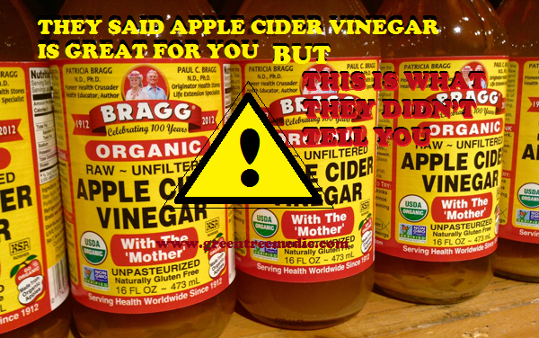 You Know That Apple Cider Vinegar is Great For You, But This is What You Didn't Know