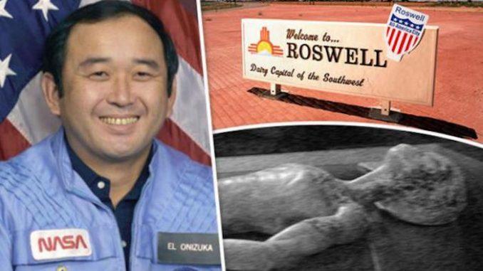 NASA Astronaut Saw 'Dead Aliens' In Unseen Roswell Video