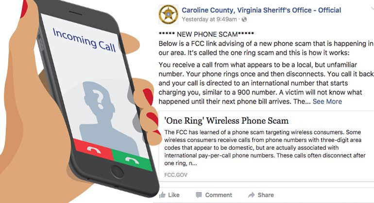 Police Warning: Never Answer Calls From These 5 Area Codes