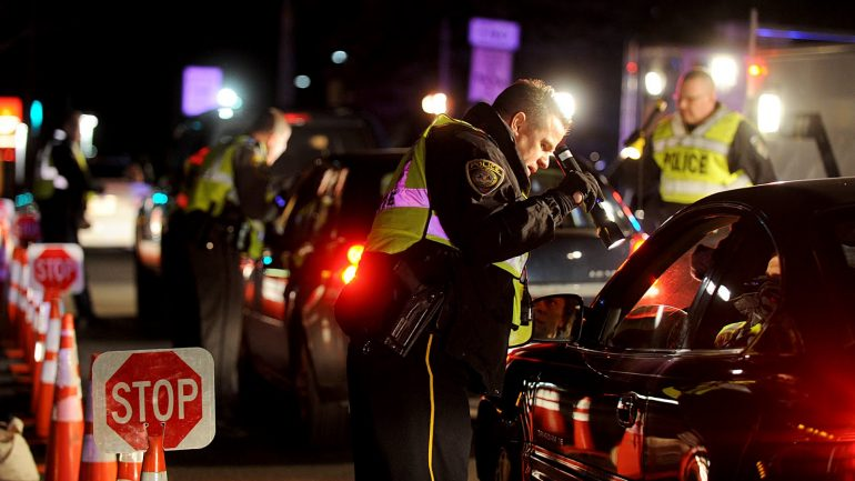 How To Go Through a DUI Checkpoint Like a Pro — In Less Than 30 Seconds