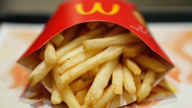 When You Find Out What is in McDonalds French Fries, You Will Be Disgusted
