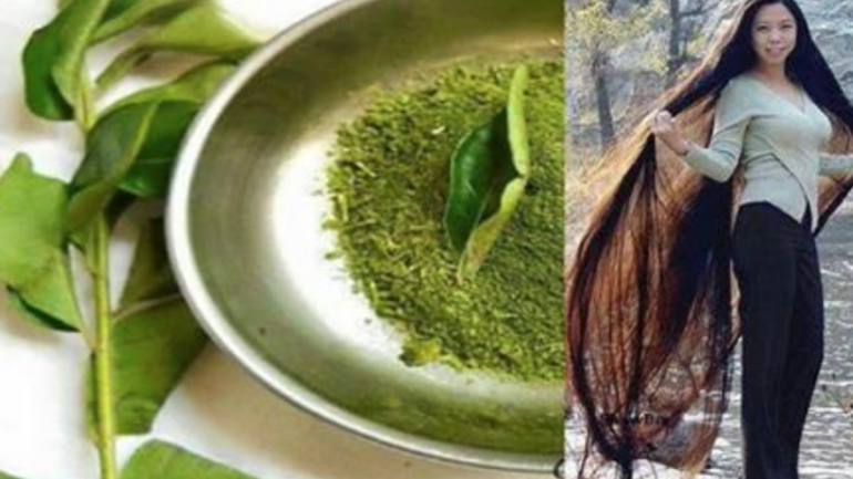 Get Long and Strong Hair In One Month With One Herb