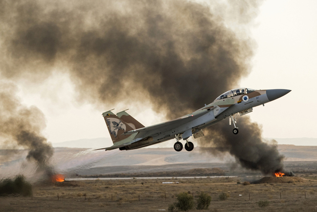 Syrian Army Shoots Down Israeli Jet, Hits Another