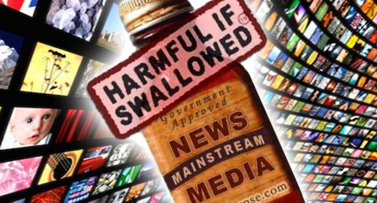 "World Class Journalist Admits Mainstream Media Is Completely Fake: ""We All Lie For The CIA"""