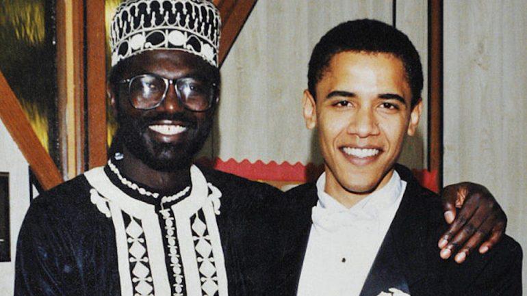 Obama's Half Brother Reveals Former President's 'Birth Certificate'