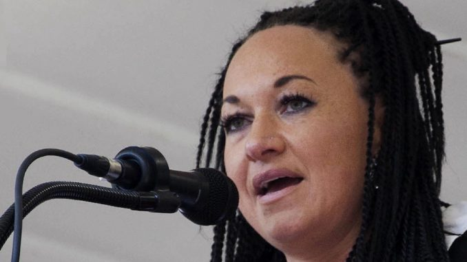 Mentally Deranged Rachel Dolezal Tells BBC She Is 'Transracial'
