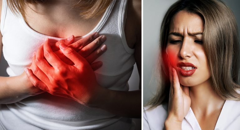 Five Warning Signs Of A Heart Attack All Women NEED To Know