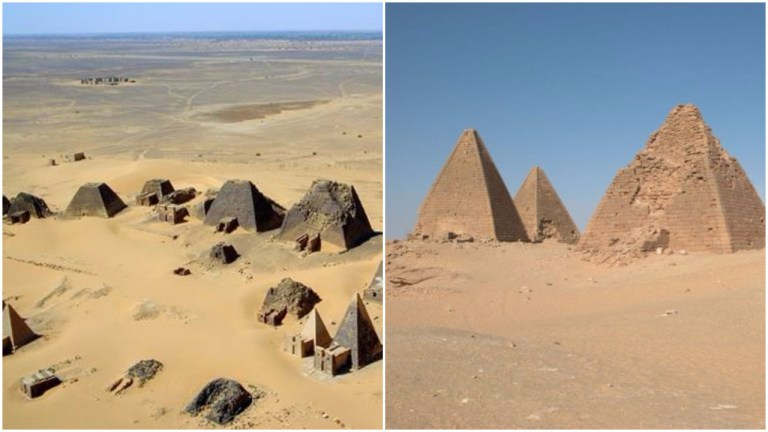 You Think Egypt is The Country With Most Pyramids in The Worl – You Are WRONG, This Country Has Approximately 255