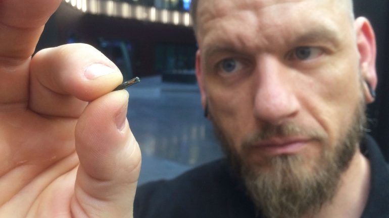 Companies Have Begun Implanting Microchips in Workers