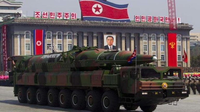 This Video May Prove North Korea's Missiles Are Fake