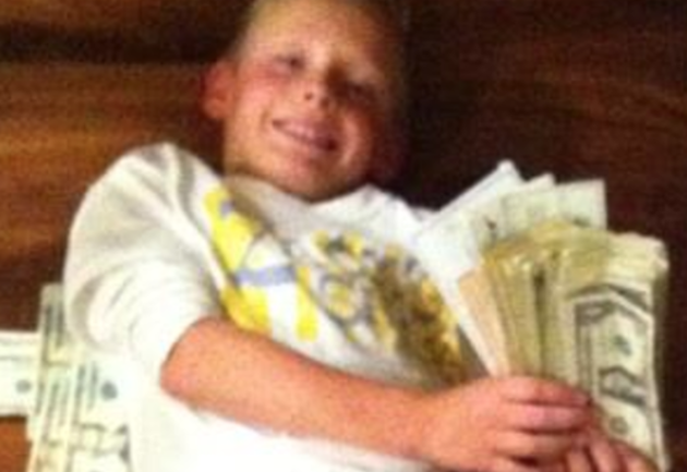 Find Out How A 6 Year Old Made $85,000 In 16 Days….And What He Plans To Do With It