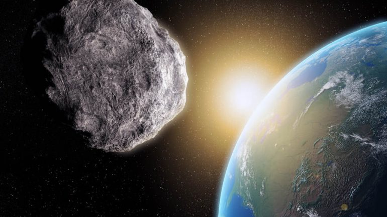An Asteroid the Size of the Rock of Gibraltar Is Hurtling Toward Earth… but Don't Worry