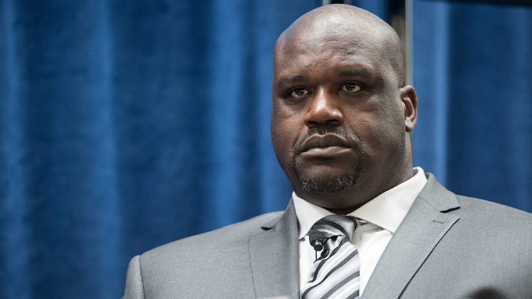 Freemason Shaquille O'Neal Says The Earth is Flat