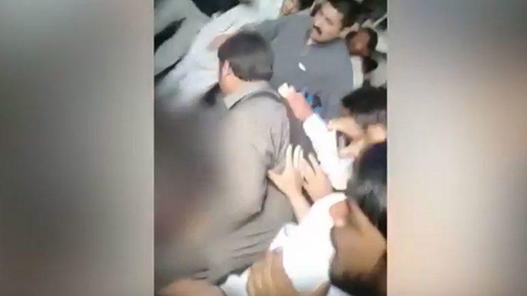 Pakistani Journalism Student Beaten To Death For 'Blasphemy'
