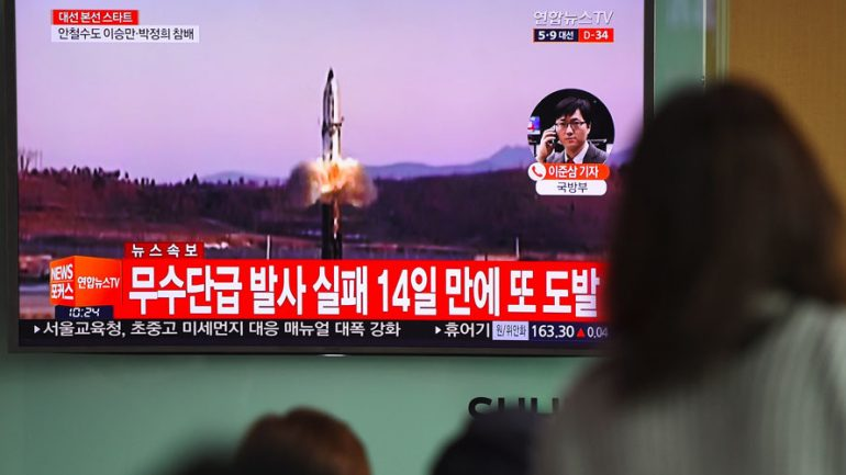New Korean War May Break Out 'At Any Moment'