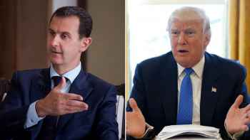 Trump is Puppet of US 'Deep State,' Has No 'Own' Foreign Policy – Says President Assad