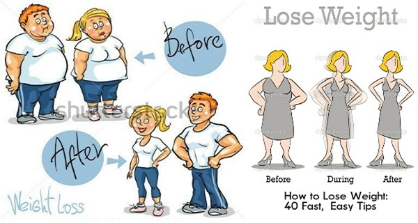 How To Lose Weight: 40 Fast, Easy Tips