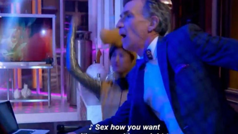 Bill Nye Goes FULL LUNATIC With Vulgar Transgender Music Video