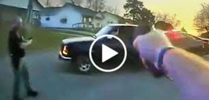 Bodycam Footage Shows Police Kill Unarmed Man For Driving in Reverse