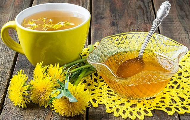 Dandelion Tea Great For Detox and Preventing Cancer