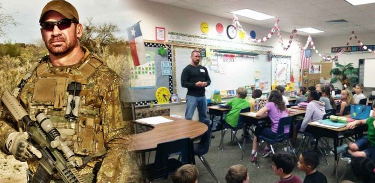 Ex Navy Seal Creates Veterans Organization to Expose Pedophiles and Rescue Trafficked Children